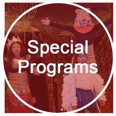 Special Programs Hover